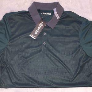 NWT Adidas Climachill Golf Shirt men's Medium